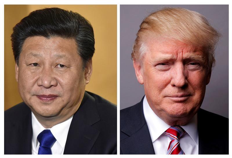 © Reuters. Guerra comercial: Mercados tensos; China amenaza con no firmar el acuerdo