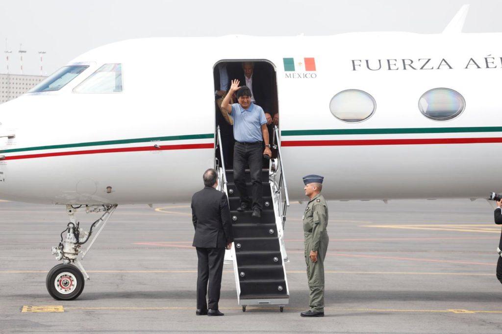 traslado Evo Morales costo 2 millones
