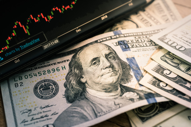 Índice dólar a la baja desde marzo