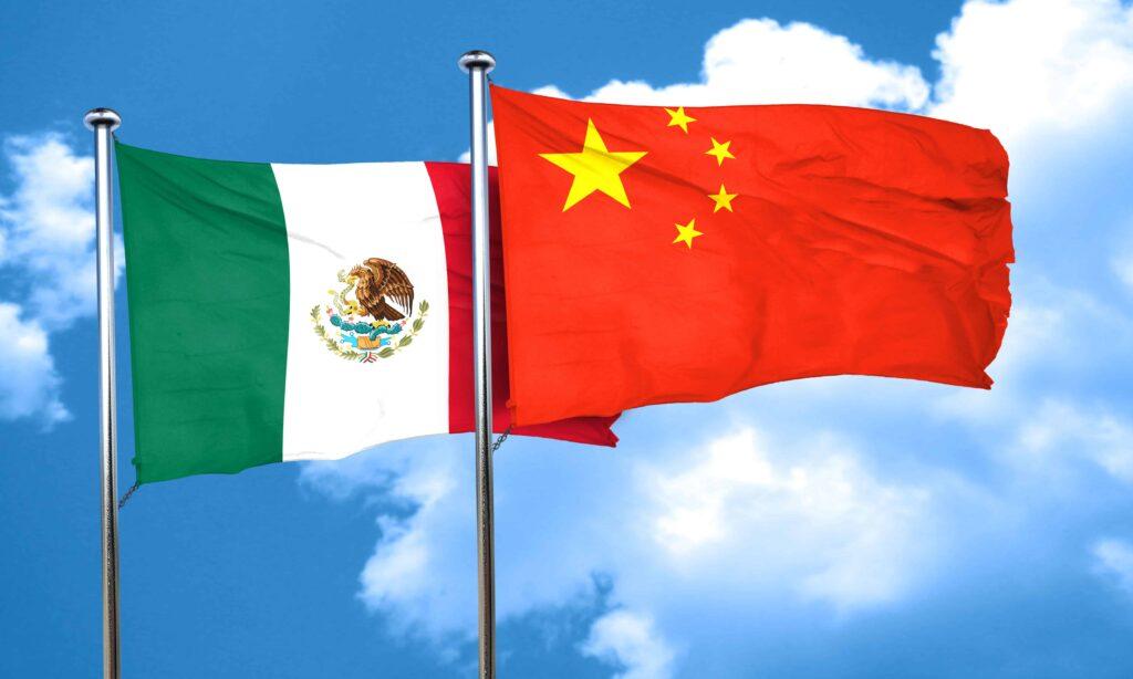 Aumentará China inversiones en México