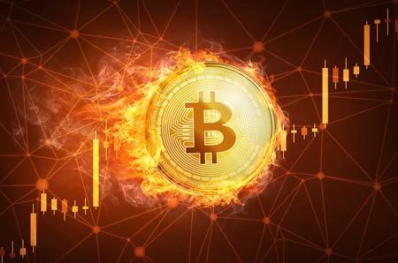 Bitcoin alcanza su mayor nivel desde enero del 2018