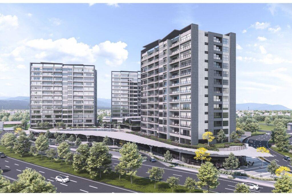 Inversión de 1,200 mdp para vivienda vertical en Edomex