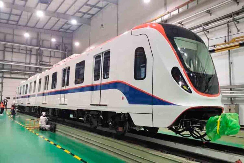 Tren ligero chino aliviará demanda de transporte en ciudad mexicana de Monterrey