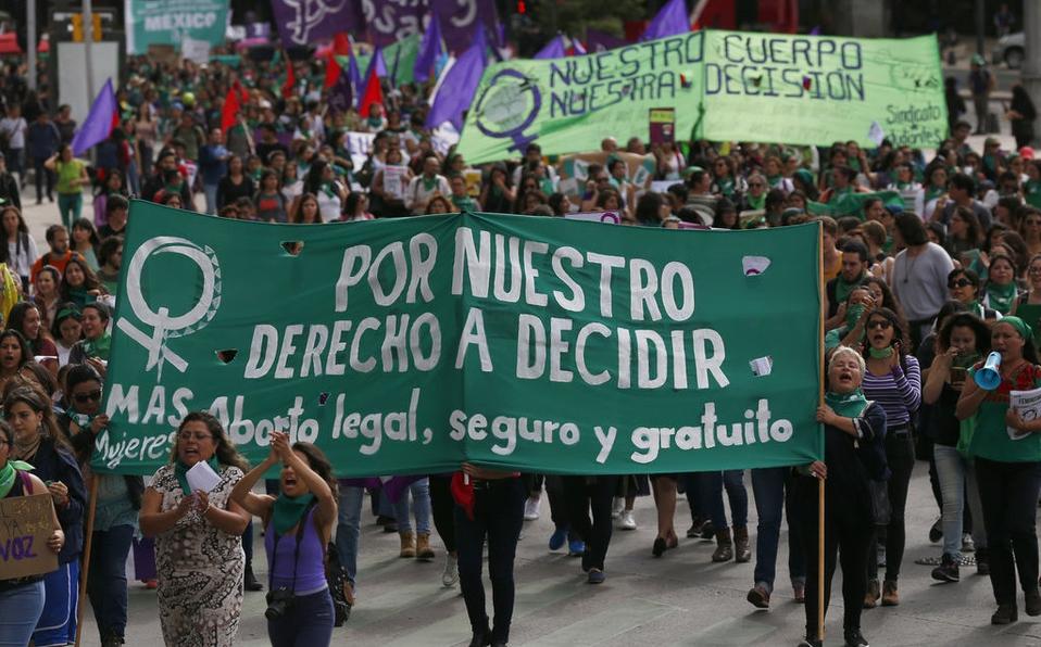 Legalización del aborto: situación en México