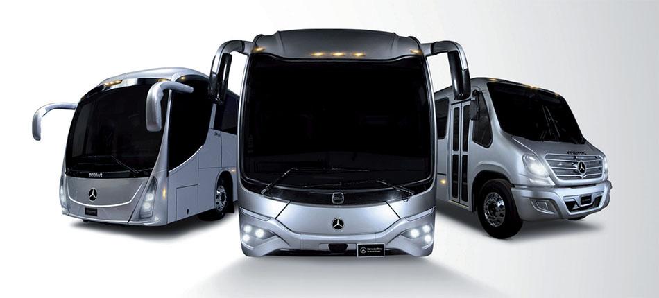 Mercedes Benz Autobuses cierra 2020 con 45% de participación de mercado