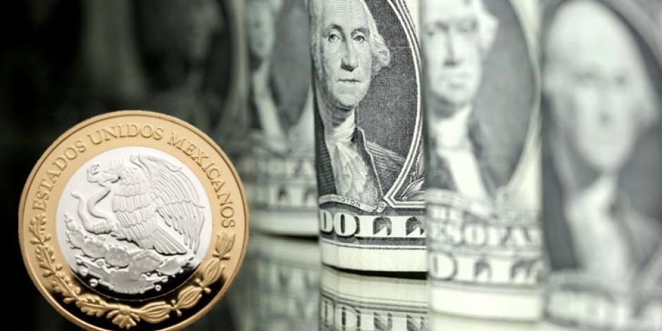 Peso cae frente al dólar por temor ante nueva variante de Covid-19