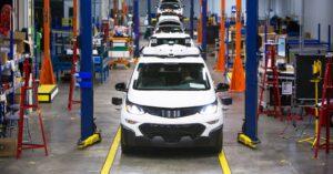 GM planea lograr la neutralidad de carbono para 2040