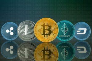 Acciones de criptomonedas se disparan mientras Bitcoin alcanza récord