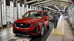 General Motors y Volkswagen detienen algunas operaciones por escasez de gas natural
