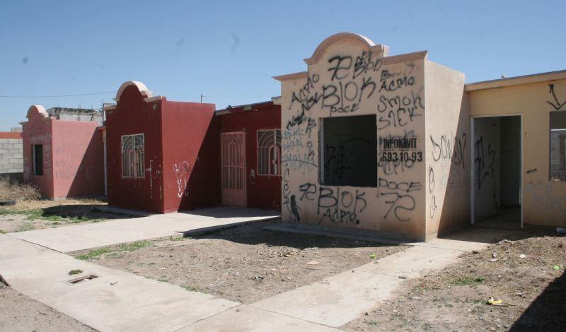 Sedatu e Infonavit rescatarán viviendas abandonadas