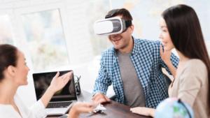 Uso de la realidad virtual en la industria inmobiliaria