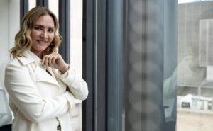 La empresaria Angélica Fuentes